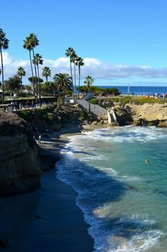 The. Cove  La Jolla, California
