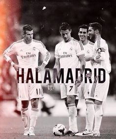 #RoadtoBerlin Real Madrid va por mantener el título de Campeones de Europa #HalaMadrid