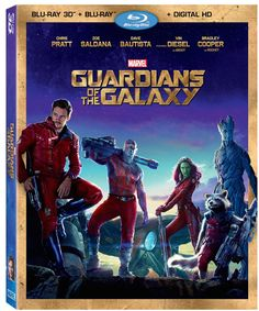 Marvel's GUARDIANS OF THE GALAXY is available NOW on Blu-ray.  Richard from Skywalking Through Neverland let's you know whether it's worth buying.