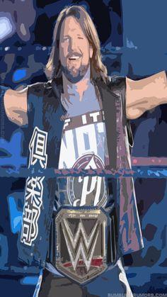 AJ Styles Wallpaper & Backgrounds! – RumblingRumors