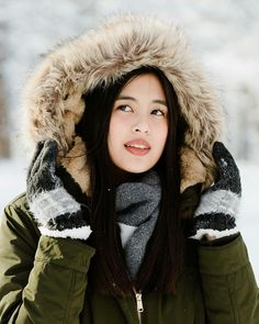Gabbi Garcia, Female Reference, Filipina, The Dreamers, Winter Hats, Actresses, Celebrities, Sexy, Pretty