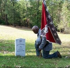 THIS IS WHAT THE CONFEDERATE FLAG IS ALL ABOUT! HONOR AND RESPECT! Southern Heritage, Southern Pride, Southern Living, Southern Humor, Southern Comfort, Confederate States Of America, Confederate Flag, Confederate Monuments, American Civil War