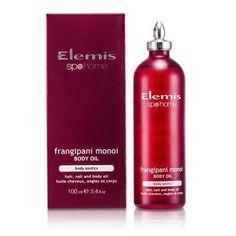 Exotic Frangipani Monoi Body Oil --100ml-3.4oz