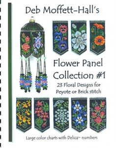 Flower Panel Collection #1 at Sova-Enterprises.com I love Deb Moffett-Hall's work.  I can't afford to buy the whole book (there are actually 3, I think), but fortunately, the patterns are available individually.  I have one of them...