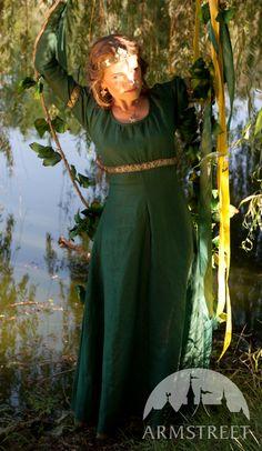 """Mittelalter Kleid """"Prinzessin des Waldes"""""""
