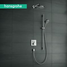 Did you know that our founder Hans Grohe invented the Unica wallbar over 60 years ago? The wallbar quickly became standard all over the world but back then it was a bathroom sensation! #FBF #AprilShowers #FunFactFriday