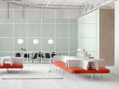 """Conheça o """"Living Office"""", da Herman Miller: a evolução dos ambientes de trabalho e o conceito aplicado na start-up Harry´s.,Public Office®. Image via Herman Miller"""