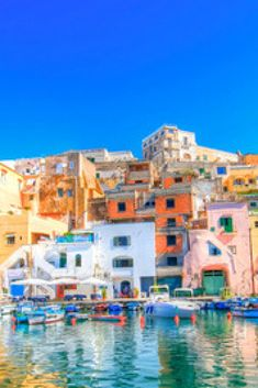 Ten insanely colorful travel destinations around the world