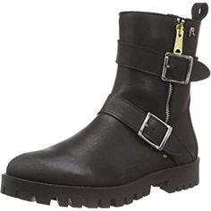 REPLAY Carby Damen Biker Boots