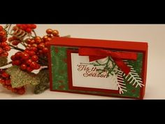 Gift Card in a Gift Box - YouTube                                                                                                                                                                                 More