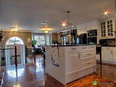 Luxury Kitchen Designs for Split Level Homes