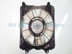 Honda Civic Parts, 2010 Honda Civic, Radiator Fan, Thing 1, Radiators, Radiant Heaters
