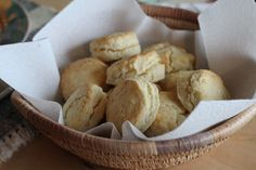 james beards' cream biscuits, gosh I love biscuits, must be that Southern upbringing