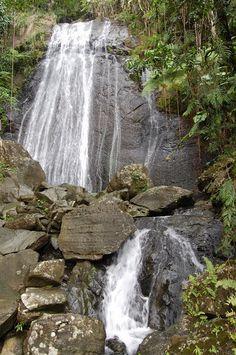 La Coca Falls, Puerto Rico