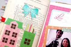#scrapbook  #book #idea # minialbum