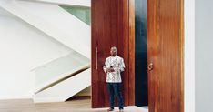 Inside Kehinde Wiley's New Cliffside Live-Work Compound in Senegal