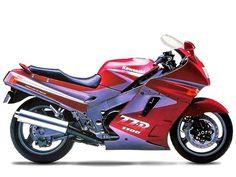Kawasaki ZZ-R1100 (1990)