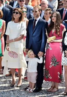Prince Albert Of Monaco Celebrates 10 Years On The Throne / 11 July 2015, Day 1