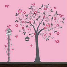 vinilos viniles decoracion infantil nios nias bs