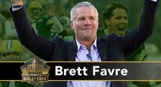 Learn more about Brett Favre's success as a quarterback in the NFL that led him to be inducted into the Pro Football Hall of Fame Class of 2016.