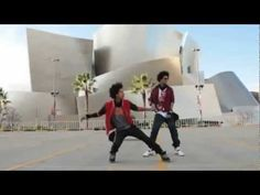 LES TWINS - Larry Bourgeois and Laurent, this is another great video of the twins