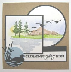 allee's by allee's - Cards and Paper Crafts at Splitcoaststampers 123 Cards, Men's Cards, Birthday Cards For Men, Male Birthday, Whimsy Stamps, Scrapbook Cards, Scrapbooking, Stamping Up Cards, Fall Cards