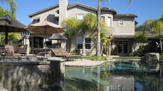 Luxurious resort-styled pool, spa and outdoor entertaining.  vrbo#340308