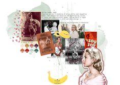 Fashion Portfolio Layout, Fashion Design Sketchbook, Portfolio Design, Drawing Fashion, Portfolio Ideas, Senior Ads, Sketchbook Layout, Fashion Collage, Design Development