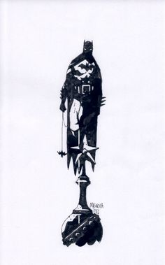 Batman: Black & White vol. 2//Mike Mignola/M/ Comic Art Community GALLERY OF COMIC ART