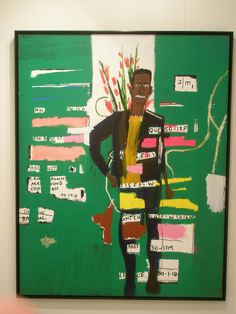 Desmond by Jean Michel Basquiat, 1985