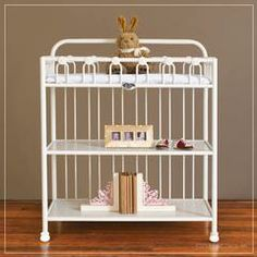 Love This Little Iron Changer From Bratt Decor Baby