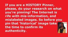 History Pinners Unite!