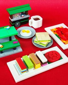The cutest thing we've seen all day @lego Mini-Builds featuring our best food culture icons including kaya toast and nyonya kuehs! Redeem each one with a min. purchase of $80. You can also win the whole set by uploading your own local-inspired LEGO creation. #BuildAmazingSG #LEGOSG  via NYLON SINGAPORE MAGAZINE OFFICIAL INSTAGRAM -Celebrity  Fashion  Haute Couture  Advertising  Culture  Beauty  Editorial Photography  Magazine Covers  Supermodels  Runway Models