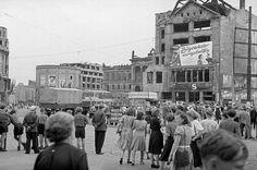 Germany Europe, Berlin Germany, Potsdamer Platz, Total War, London, World War, Wwii, The Past, Old Things
