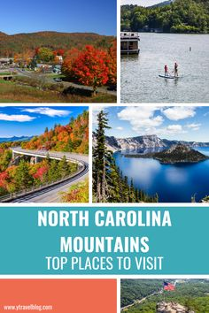 From Asheville and The Blue Ridge Mountains to The Pisagh National Forest, there's much to explore in North Carolina. Read our guide on where to plan your next adventure to this region. #NorthCarolina #Mountains #USATravel #USATravelTips #RoadTripIdeas #USRoadTrips #FamilyTravel Solo Travel, Travel Usa, North Carolina Mountains, Road Trip Hacks, Holiday Travel, Vacation Destinations, Travel Around The World, Trip Planning, Family Travel