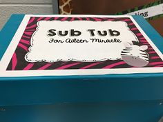Mrs. Miracle's Music Room: Sub Plans for the Music Classroom