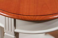 Beistelltisch Gotland   Pinie Massiv U2013 Cremeweiß Bei Moebelkultura Bestellen.  Möbel Direkt Vom Hersteller, Versand Und Trusted Shops Zertifiziert.
