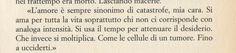 Paola Calvetti, L'amore segreto.