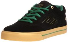 Emerica offer the best  Emerica Mens Reynolds 3 Shake Junt Skate Shoe,Black/Green/Gold Suede,10 D US. This awesome product currently 2 unit available, you can buy it now for $84.00 $51.98 and usually ships in 24 hours New        Buy NOW from Amazon »                                         : http://itoii.com/B006M513GW.html