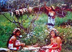 Le Festival Tahiti Autrefois invite la population à enfiler sa plus belle tenue locale pour replonger dans une époque pas si loin, mais déjà révolue. Photo : Mackenzie