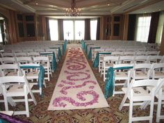 ceremony in the Clarendon Room