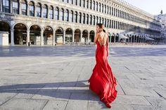 """Venice w/ @chopard on #garypeppergirl.com now ❤️: @teamjwu"""