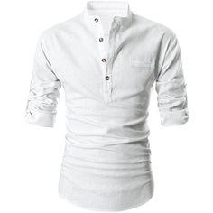White Linen Shirt, Linen Shirts, Men's Shirts, Kurta Pajama Men, Urban Fashion, Mens Fashion, Shirts For Leggings, Stylish Mens Outfits, Shirts For Teens