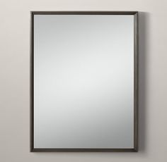 Images Photos  W x H Basement Bathroom Metal Beveled Mirror
