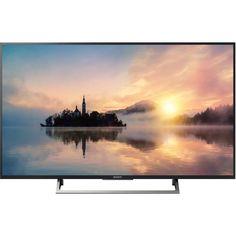 SONY KD55XE7005BAEP TV LED 4K HDR 139 cm pas cher prix Téléviseur 4K Cdiscount 799.99 €