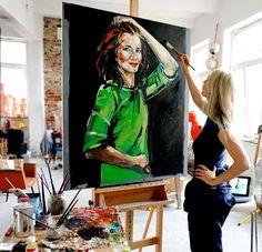 WL4 Studio Art Faces, Face Art, Movie Sequels, Ap Studio Art, African Art, Art Studios, White Photography, Lovers Art, Acrylics