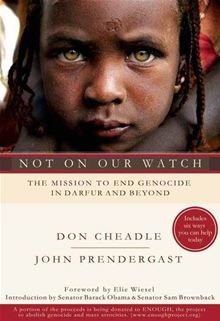 An Academy Award-nominated actor and a renowned human rights activist team up to change the tragic course of history in the Sudan -- with readers