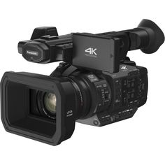New Panasonic HC-X1 4K Camcorder Unboxing and Footage