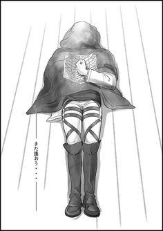 Erwin Smith / Levi | Shingeki no Kyojin | Eruri | VK