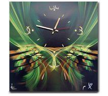 Ywona Wanduhr Oriental 45x45cm Die dekorative Art, die Zeit anzuzeigen! Unsere Wanduhren sind eine Kombination aus dekorativen Druck und liebevoller Handarbeit. Die bedruckten Paneele werden mit Pinsel und Farbe zu außergewöhnlichen Einzelstücken finalisiert. Wählen Sie zwischen den verschiedenen Druckdesigns und lassen Sie ihr persönliches Einzelstück für Sie fertigen.